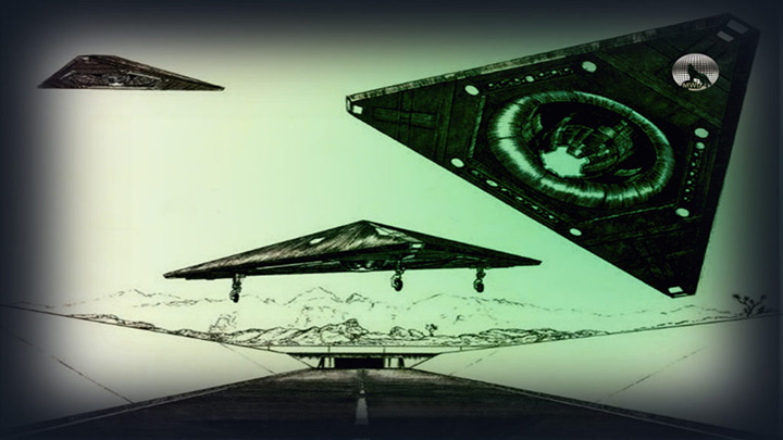 Top Secret . TR3B Astra Is UFO Technology And Derived By Aliens 14