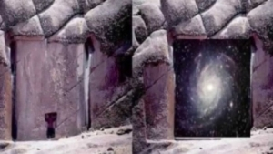 """The mysterious """"Gate of the Gods"""" of Hayu Marca, Peru: A Star Portal 10"""