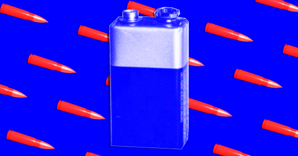 The Military Wants Bulletproof Batteries For Armor 86