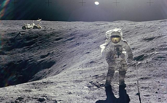 Faking The Moon Landing Isn't The Conspiracy, It's What Really Happened When We Got There 5