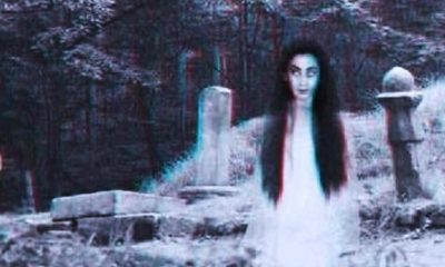 Video Shows 'Spooky Ghost' in 800-Year-Old Graveyard 89