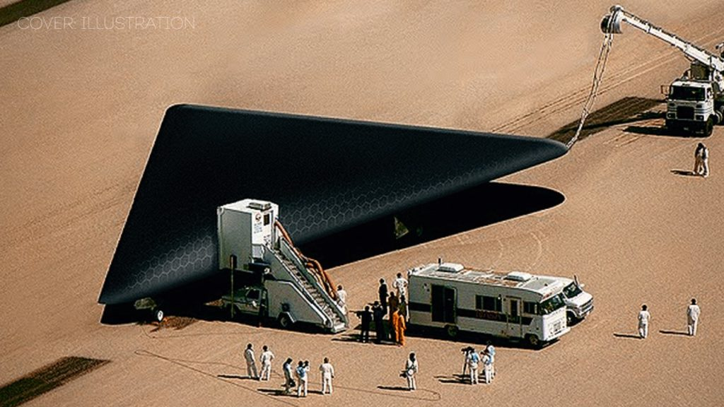 US Govt Recovered Materials from UFO's, Officials Admit: they are Stored Here 18
