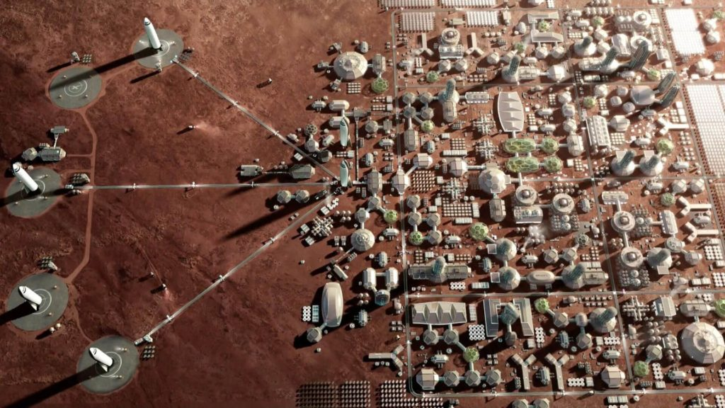 Read Elon Musk's bold Mars colony plan for free online 10