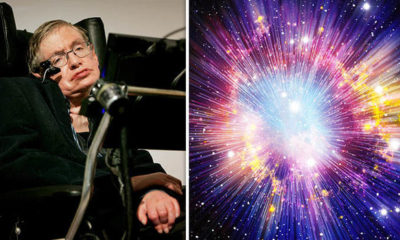 Stephen Hawking's final theory claims world is a vast HOLOGRAM 96