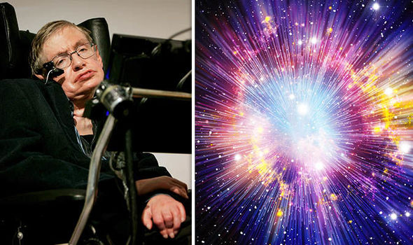 Stephen Hawking's final theory claims world is a vast HOLOGRAM 3