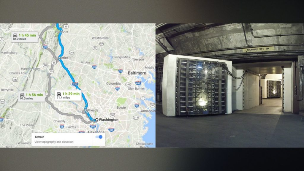 Someone Accidentally Uncovered A Secret Government Facility And The Photos Reveals Everything 39