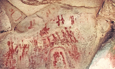 Significance Of 8,000-Year -Old Rock Paintings In Sacred Mount Latmos 95