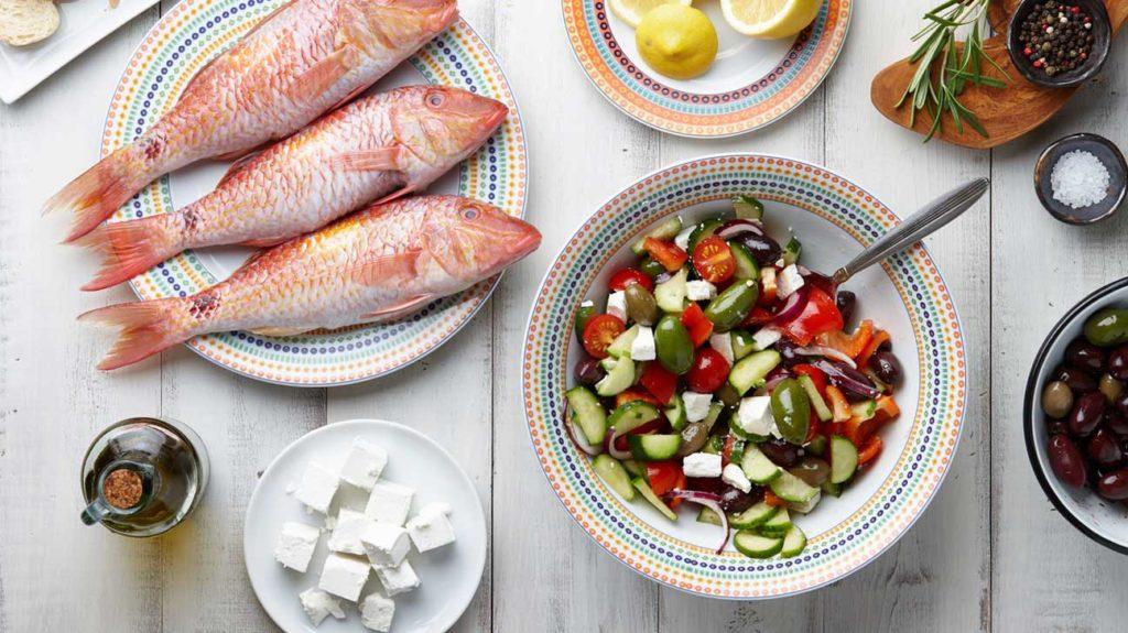 Mediterranean Diet Can Alleviate Major Depression, Study Proves 1