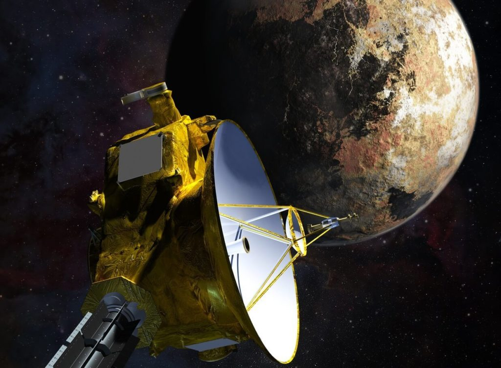 NASA Pluto Probe May Carry Crowdsourced Message to Aliens 15