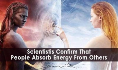 Scientists Show That People Absorb Energy From Others 98