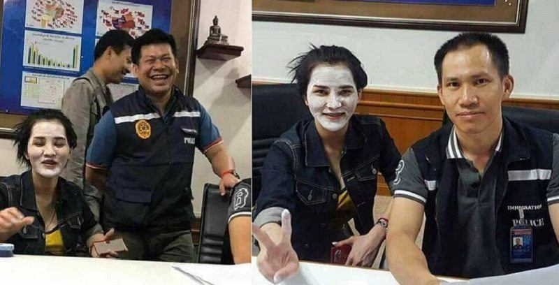 Woman Who Brutally Sawed A Person In Half Became Thailand's Sweetheart Overnight 122