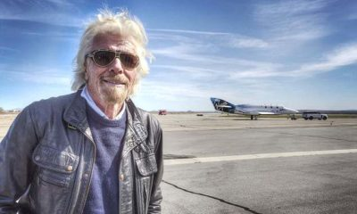 Virgin Galactic Boss Sir Richard Branson To Be Passenger On First Commercial Space Launch 92