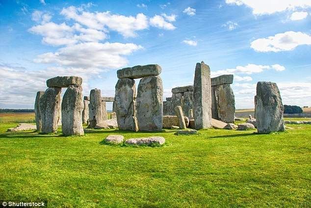 The gigantic stones of Stonehenge were moved there by GLACIERS, new theory claims 94