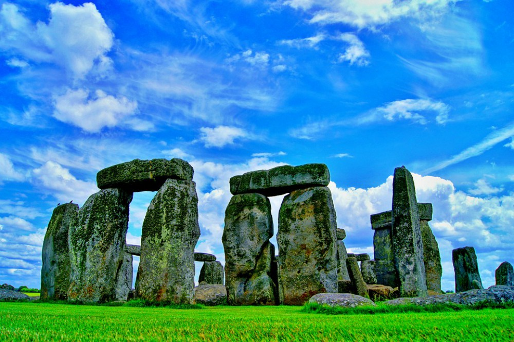 Mystery Of Stonehenge's 'Bluestones' 1