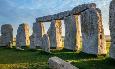 The gigantic stones of Stonehenge were moved there by GLACIERS, new theory claims 86