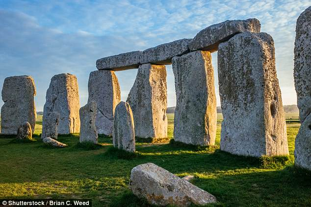 The gigantic stones of Stonehenge were moved there by GLACIERS, new theory claims 23