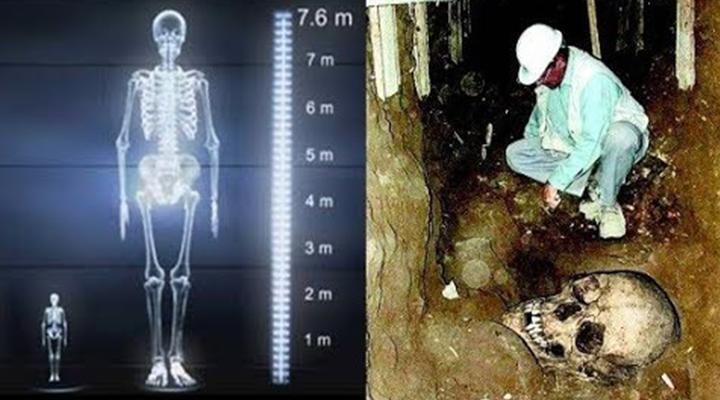 The Alaskan mound graveyard of gigantic human remains 17