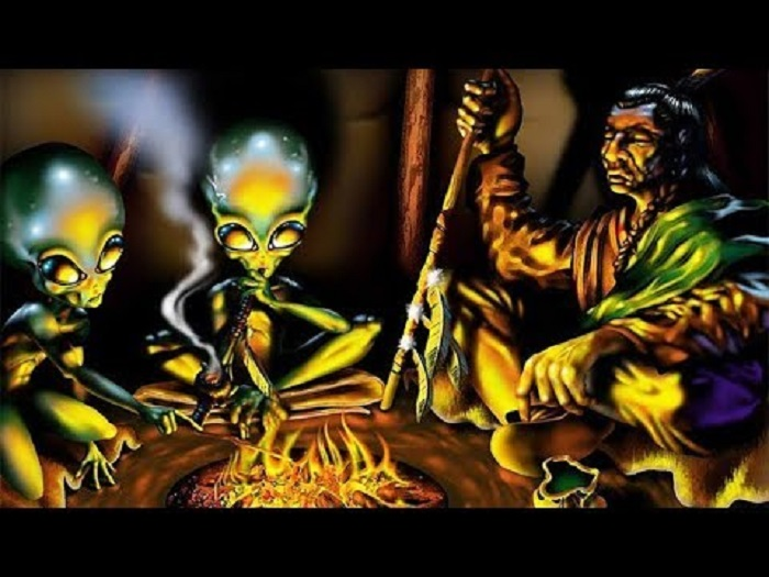 Native Americans Have No Fear of Aliens. Here's Why 5