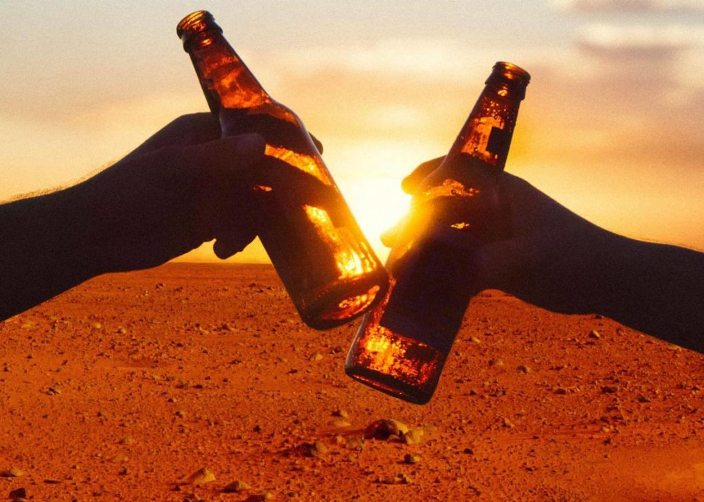 Beer on Mars: Students Find Red Planet Could Grow Hops 8