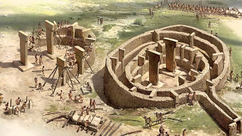 Gobekli Tepe | The Mysterious Temple More Than 10.000 years Old 22
