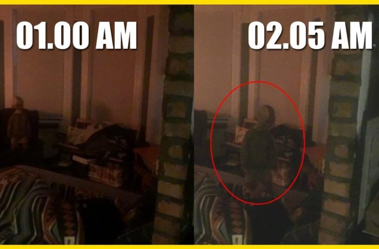 Man Who Claims His Apartment Is Haunted Provides Chilling Proof 31