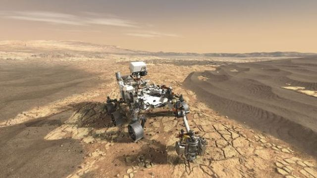 NASA to fly a helicopter on Mars in next generation Red Planet Rover mission 100
