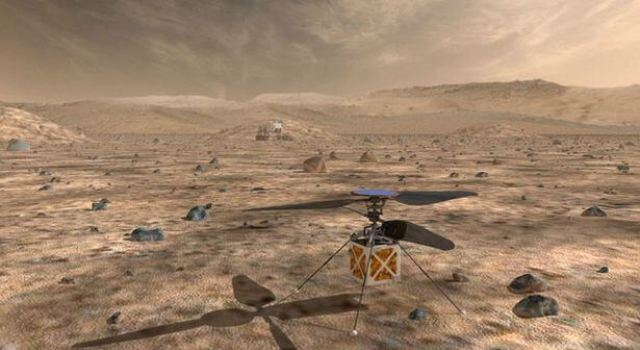 NASA to fly a helicopter on Mars in next generation Red Planet Rover mission 98