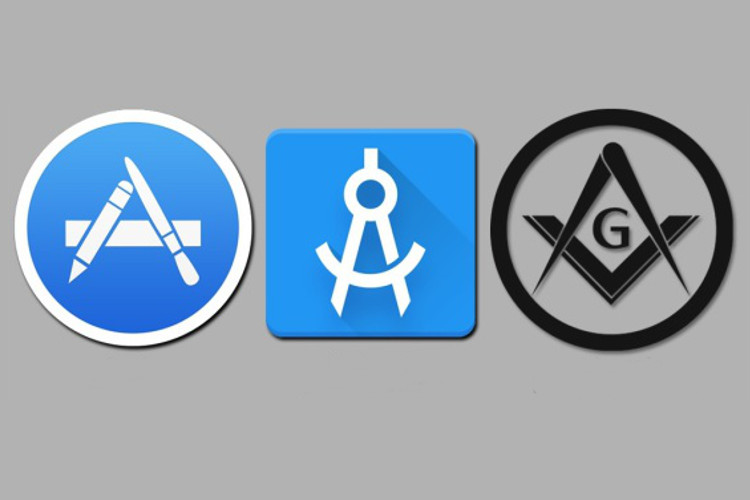 Sinister Occult Logos Used by Technology Corporations 17