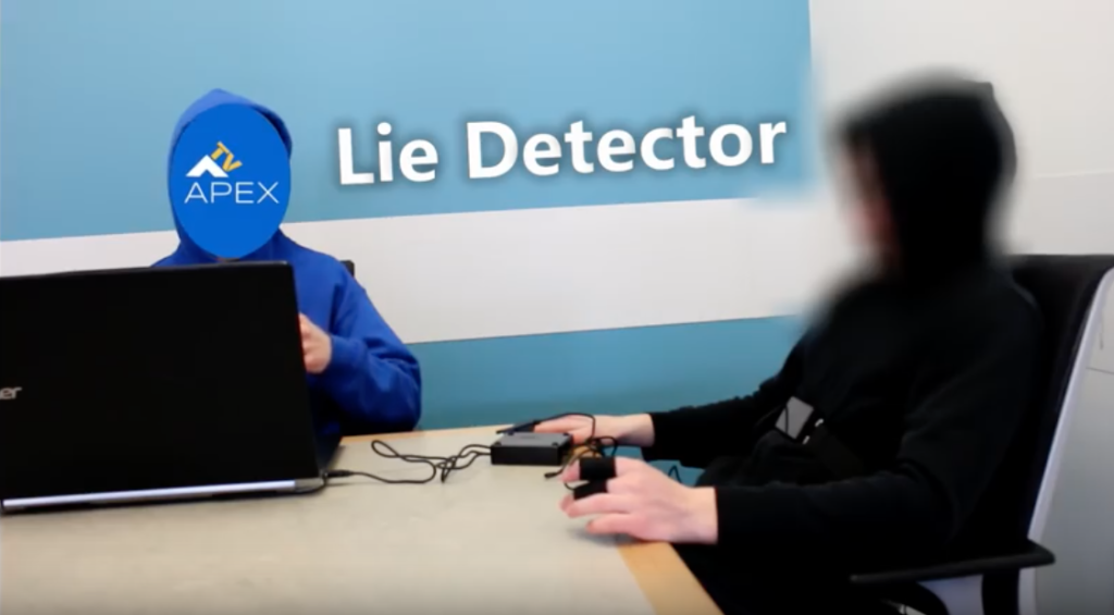 Man That Claims To Be From the Year 6491 Takes LIE DETECTOR Test? 1