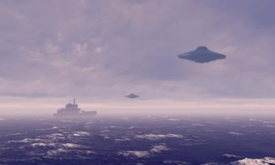 A UFO Sighting the US Navy Can't Explain! 112