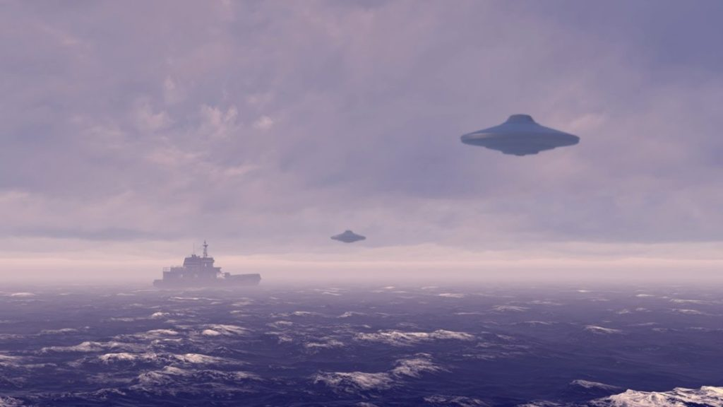 A UFO Sighting the US Navy Can't Explain! 90