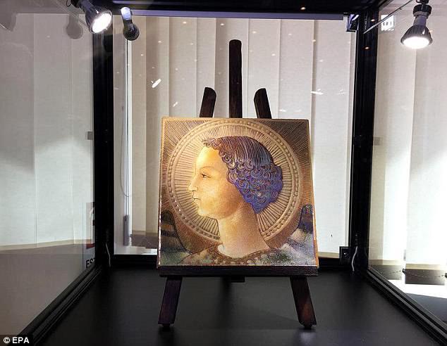 Lost Artwork Of Leonardo da Vinci Discovered 10