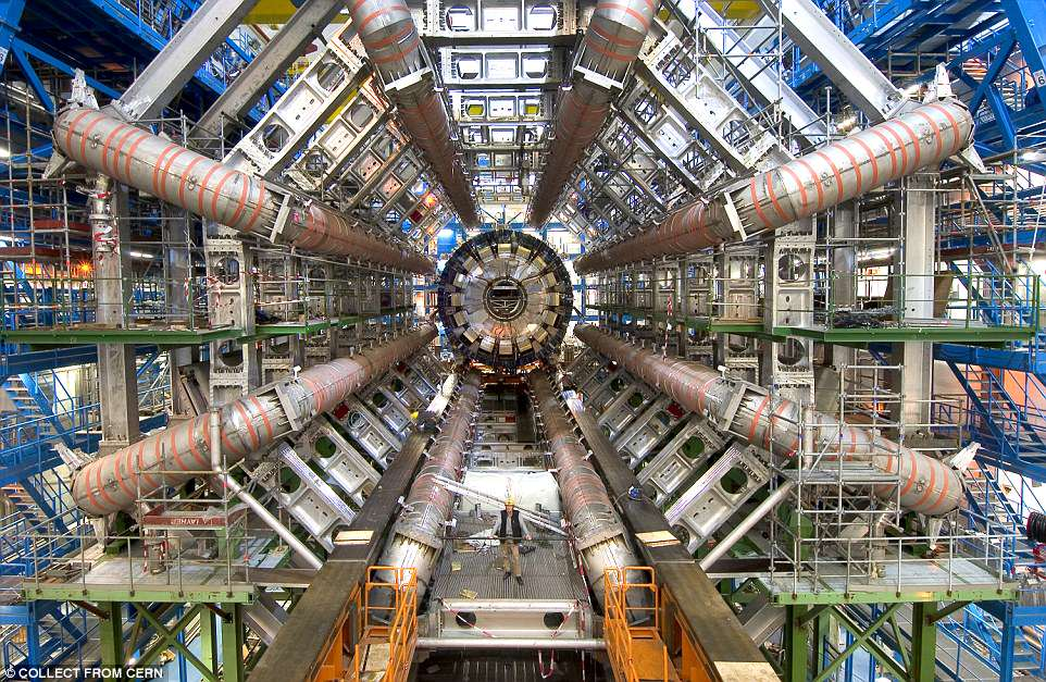 Upgrade to Large Hadron Collider that could 'unlock new dimensions' 3