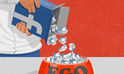 Is Facebook Just A Virtual Platform For Our Ego? 97