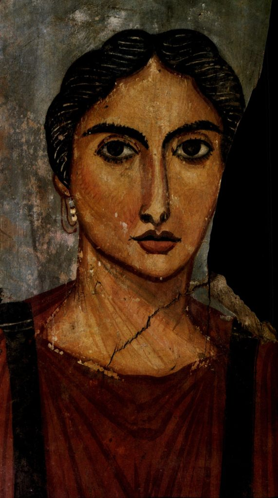 The Alchemy and Artistry of Fayum Portraits 86