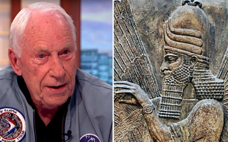 Apollo 15 Astronaut Claims That Aliens Are Real And That They Created Mankind 86