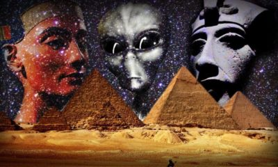 The Pharaohs of Ancient Egypt Were ALIEN-HUMAN Hybrids 89