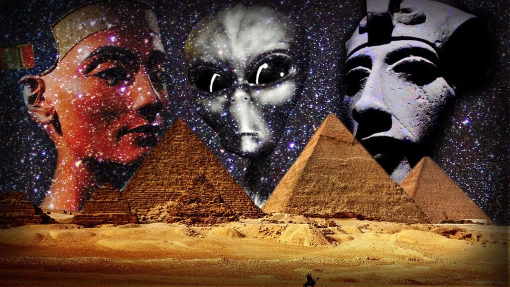 The Pharaohs of Ancient Egypt Were ALIEN-HUMAN Hybrids 13