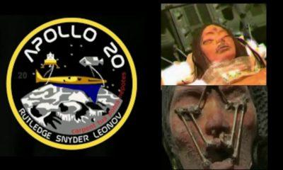 Secret Apollo 20 Mission Found Alien Girl On The Moon In 1976 89