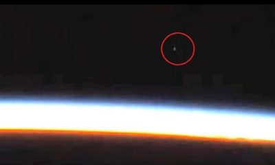 NASA Intentionally Cuts Off Live Feed Of A Bright UFO 97