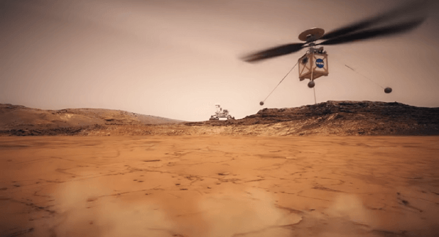 NASA to fly a helicopter on Mars in next generation Red Planet Rover mission 96