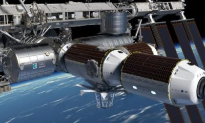 A trip to the ISS will cost you $55 million 93