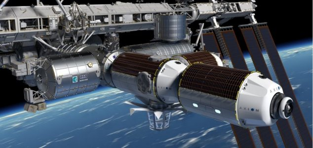 A trip to the ISS will cost you $55 million 8