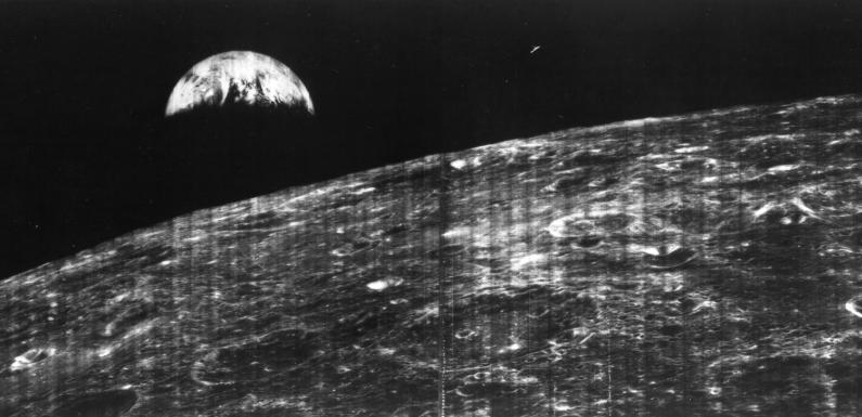 Five Pieces Of Evidence Which Prove The Earth's Moon Was Engineered 88