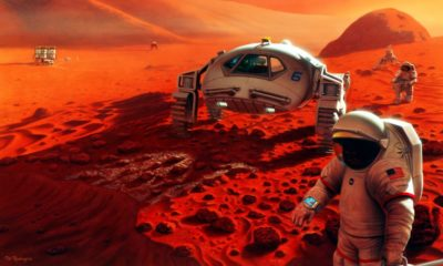 Project Redsun: Astronauts Went To The Red Planet Without Telling Us 86