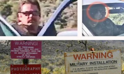 'IT'S NOT AREA 51': Real US 'secret base for hiding UFOs' is REVEALED 87