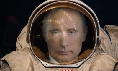 Will Vladimir Putin Disclose Alien Presence? 91
