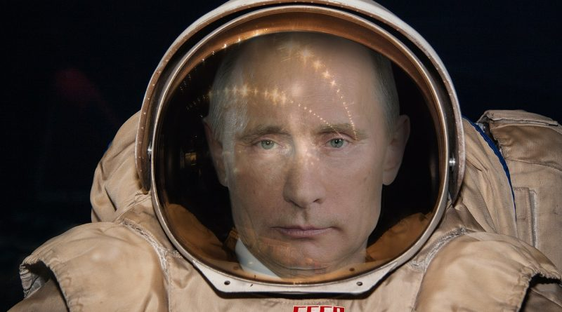 Will Vladimir Putin Disclose Alien Presence? 17