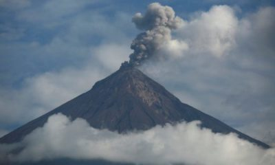 Volcanic Eruptions Could Lead to 'Mass Extinction' as it Saps Oxygen from Oceans 91