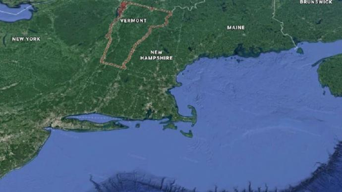 Forget Yellowstone... A new super volcano is brewing under Massachusetts 91